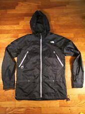 The North Face Men's S Steep Tech Black Nylon Supreme Rain Jacket Windbreaker