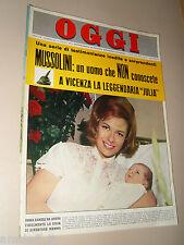 OGGI=1964/24=EMMA DANIELI=MINA=LORENZO ATTOLICO=DUILIO LOI=BOBBY SOLO=MUSSOLINI=