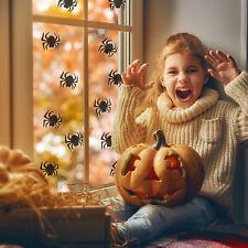 Halloween spider window stickers | Halloween window sticker