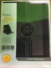 Targus Versavu Keyboard Case for iPad 3 and iPad 4th Generation
