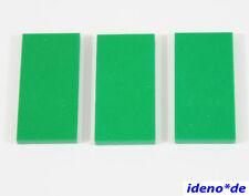 LEGO Amigos Elves Básico City Construcción 3 Unidades Losa 2 x 4 verde 87079