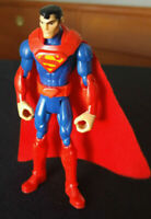 DC Comics Batman Steel Shield Superman Figure Only