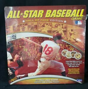 2003 Cadaco All Star Baseball Hall Of Fame Edition. Ltd Ed.Tin Box 3023 of 5000