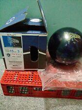 15lb Storm Hy-Road Hybrid Reactive Bowling Ball Ultramarine Blue