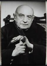 PHOTO PRESSE 1961 abbé Henri BREUIL institut géologie préhistoire Altamira 416