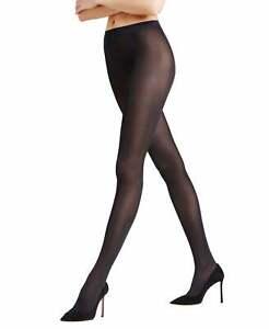 Women's Black Nude Navy Grey Falke Seidenglatt 40 Denier Semi Opaque Tights