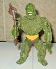 Moss Man Complete Masters of the Universe He-Man Figure Lot MOTU Mattel Rare