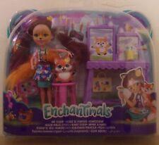 Enchantimals ~ Art Studio Set ~ Inc Felicity Fox & Flick Pet
