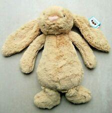 Jellycat Medium Bashful Honey Bunny Rare Retired BNWT