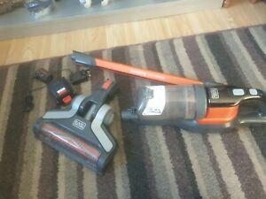 BLACK+DECKER BSV2020 Power Series Extreme Cordless Stick Vacuum Cleaner