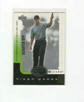 10 Ct lot 2001 Upper Deck E-Card Tiger Woods Rookie Insert Cards ALL UNSCRATCHED