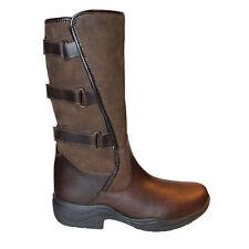 Mark Todd Adjustable Short Work Boot Brown EU37/UK4
