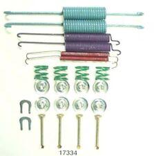 Drum Brake Hardware Kit Rear Parts Plus P17334