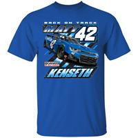 Men's Matt Kenseth Checkered Flag 2020 Short Sleeve T-Shirt S-5XL