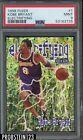 1998 Fleer Electrifying #1 Kobe Bryant Los Angeles Lakers HOF PSA 9 MINT