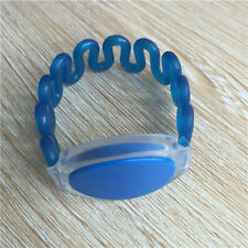 Plastic RFID Wristband SPA 125Khz TK4100 EM card x 5 pcs (Blue color)