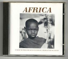 Africa Selected Sound CD Ethnic – Folk-Music – National character – EXOTIC