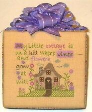 """Midsummer Night Designs """"Little Cottage"""" Pattern"""