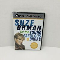 Suze Orman For the Young Fabulous and Broke DVD Business Finance NEW SEALED