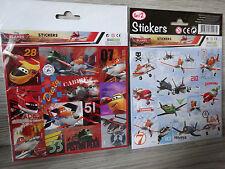 26 Planes Sticker/Aufkleber--Stickers-Disney Planes-Dusty,Skipper,Chupacabra-(3)