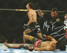 Myles Jury Signed UFC 8x10 Photo PSA/DNA COA Picture Autograph 171 165 155 Fox 7