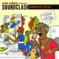 KING TUBBY - SOUNDCLASH DUBPLATE STYLE PART 1   VINYL LP NEW
