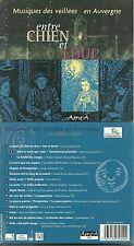 RARE / CD - MUSIQUES DES VEILLEES EN AUVERGNE : ENTRE CHIEN ET LOUP / NEUF