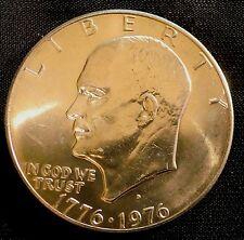 1976-D $1 Type 1 Ike Dollar BU