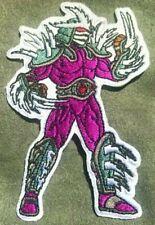 Tmnt figure patch Super Shredder embroidered sew iron Ninja Turtles Secret Ooze