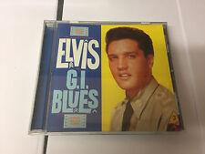Elvis Presley - GI Blues Original Soundtrack) [Remastered] (1998) BONUS TRKS RCA