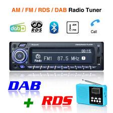AUTORADIO DAB+ RDS BLUETOOTH FREISPRECHEINRICHTUNG FM/AM USB MP3 SD AUX IN 1DIN
