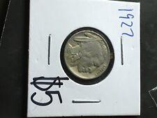 1927 Buffalo Nickel