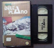 VHS Ita COME VOLARE IN DELTAPLANO videobox alpi delta sport ex nolo no dvd(VH63)