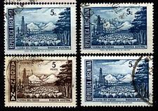 [Z5] Argentina 1959-1972 Tierra del Fuego