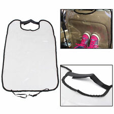 1pc Ideal Car Seat Back Rear Protector Clear PVC Anti Stain Mud Cover Mat Pad
