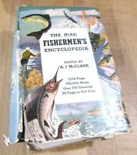 1952 Wise Fishermen's Encyclopedia Edited by McClane 1376 Pages >