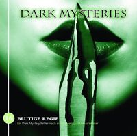 MARKUS WINTER - DARK MYSTERIES: BLUTIGE REGIE, FOLGE 16   CD NEU