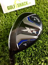 Callaway XR16 OS LH 4 Hybrid 22* with a Fubuki AT 60 X5CT Stiff Shaft (2484)