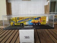 "Herpa 187466 MB Actros L Lorry "" kloßteig HENGLEIN - FEINKOST "" H0 1:87 BOXED"
