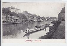 AK Bamberg, Klein-Venedig, um 1915