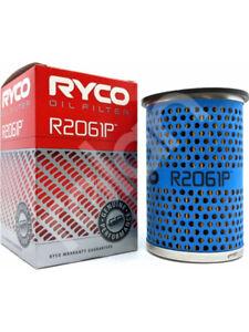 Ryco Oil Filter FOR DAIMLER DART (R2061P)