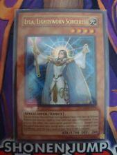 Lyla, Lightsworn Sorceress LODT-EN019 - Ultra Rare - 1st Edition - EX - Yugioh