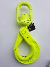 Gunnebo BKL16-10 Swivel Safety Lifting Hook, Self Locking 10.3t GrabiQ Z101044
