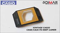 BOX/CASE CENTRE CASIO FS-00EF-1AMER