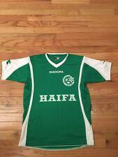 Maccabi Haifa Diadora Youth Soccer Jersey Size 16
