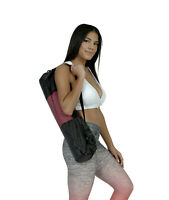 Asana Yoga Mat Bag - Breathable Sports Bag with Adjustable Shoulder Straps