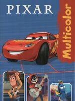 PIXAR - Die Stars - Multicolor Malbuch von Disney Enterprises / PIXAR #598206