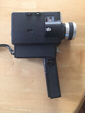Sankyo LXL-125 Super 8 Video Camera f=10 5-26mm 1:1.2 Japan