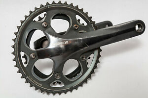 Shimano FC-CX70 cyclocross Gravel Crankset 10s 46/36t 172.5 mm Hyperdrive