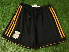 LIVERPOOL ENGLAND 2006/2007 FOOTBALL SHORTS GOALKEEPER ADIDAS ORIGINAL YOUNG M